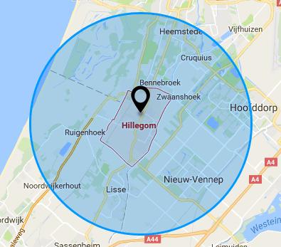 Slotenmaker Hillegom