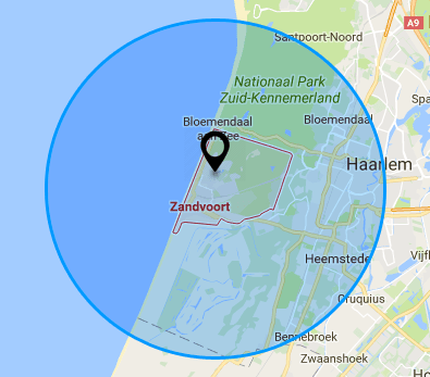 Slotenmaker Zandvoort